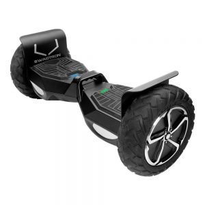 SWAGTRON T6 Off Road Hoverboard for All Terrain Types