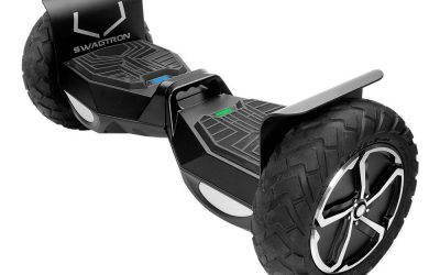 SWAGTRON T6 Off Road Hoverboard for All Terrain Types Review