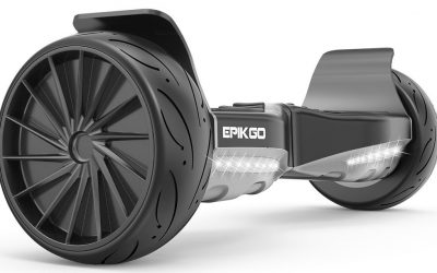 EPIKGO Sport High Speed On- & Off-Road Hoverboard Review