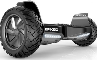 EPIKGO Premier Off Road Hoverboard for All Terrain Review