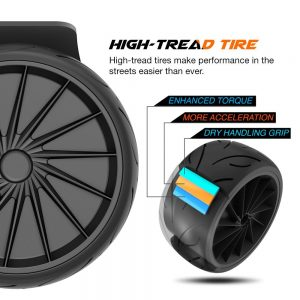 EPIKGO Sport with High-thread tire for speed