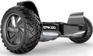 EPIKGO Classic Off Road Hoverboard for All Terrain