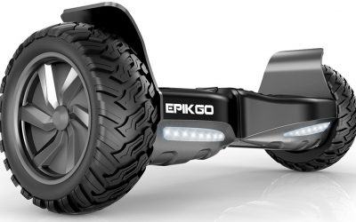 EPIKGO Classic Off Road Hoverboard for All Terrain Review