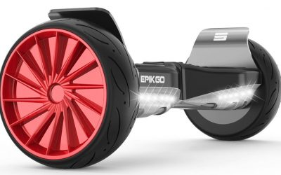 EPIKGO Sport Plus High Speed On- & Off-Road Hoverboard Review