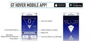 GT Hover Mobile App