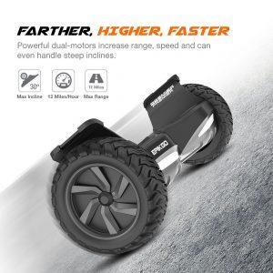 EPIKGO Premier Series - Farther, Higher, Faster
