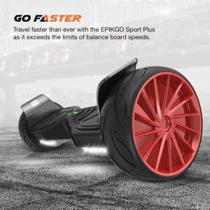EPIKGO Sport Plus - The Fastest Hoverboard