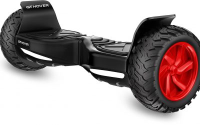 GT Hover GT8 Off Road Hoverboard for All Terrain Types Review