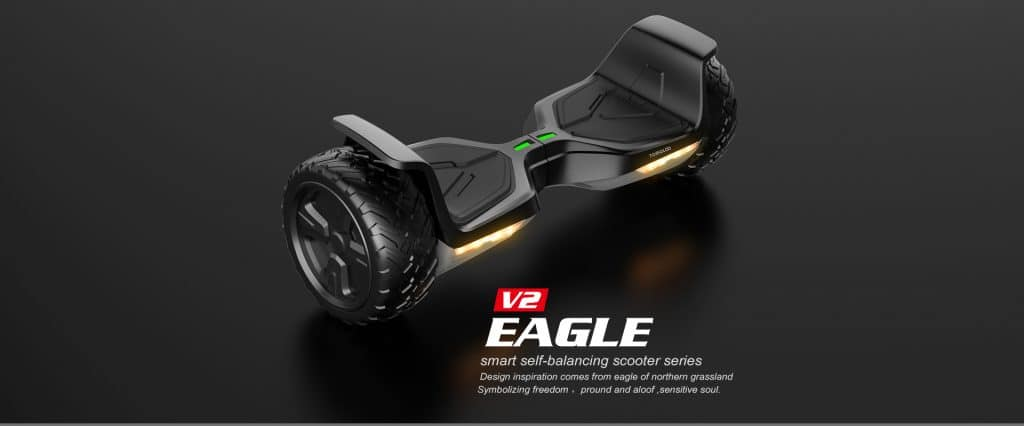 TOMOLOO V2 Eagle Self-balancing scooter