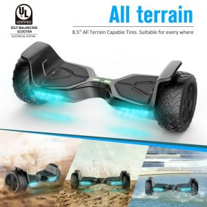 Off Road Hoverboard for All Terrain - TOMOLOO V2 Eagle