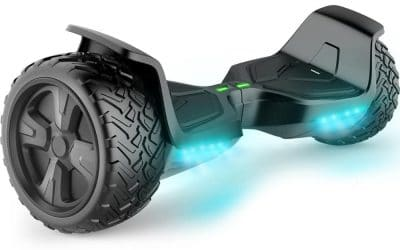 TOMOLOO V2 Eagle Off Road Hoverboard Review