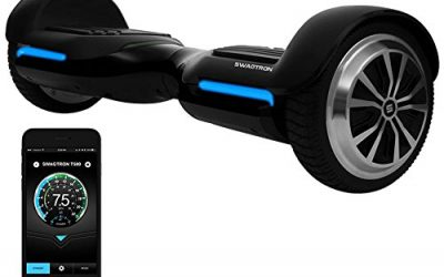 Swagtron T580 Bluetooth App-Enabled Hoverboard Review
