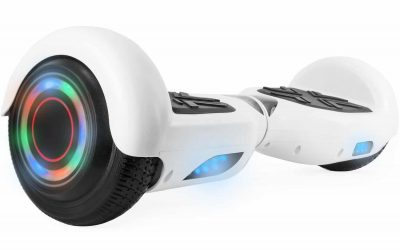 Levit8ion ION 6.5″ UL-2272 Certified App-Enabled Hoverboard Review