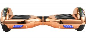 Levit8ion ION Hoverboard in Chrome Rose Gold