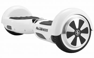 MegaWheels TW01 6.5″ Safety Certified Bluetooth Hoverboard Review
