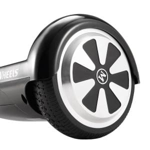 Megawheel TW01 Hoverboard with 6.5-inch Wheels