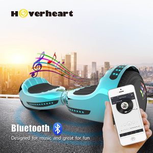 "Hoverheart 6.5"" Hoverboard with Bluetooth Speakers"