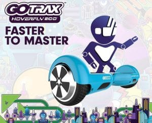 Gotrax hoverfly eco faster to master