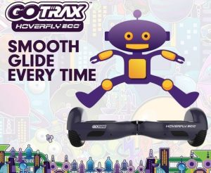 gotrax hoverfly eco smooth glide every time