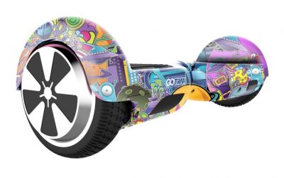 GOTRAX Hoverfly ECO 6.5″ UL-2722 Safety Certified Hoverboard Review