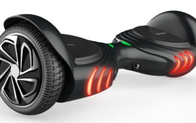 TOMOLOO Q2 Bluetooth UL-2722 Certified Hoverboard Review
