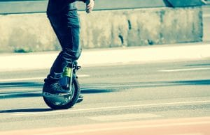 Best Self-balancing electric unicycle