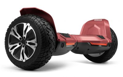Gyroor Warrior Off Road Hoverboard Review